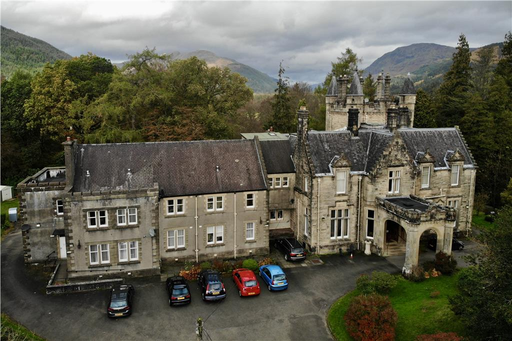 Invereck House, Dunoon, Argyll And Bute, PA23 8QS