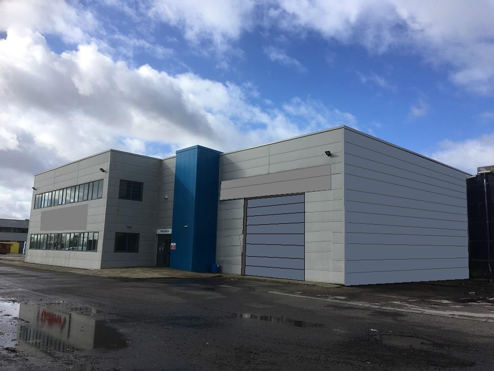 Centrum Business Park, Hagmill Road, Coatbridge, North Lanarkshire, ML5 4TD