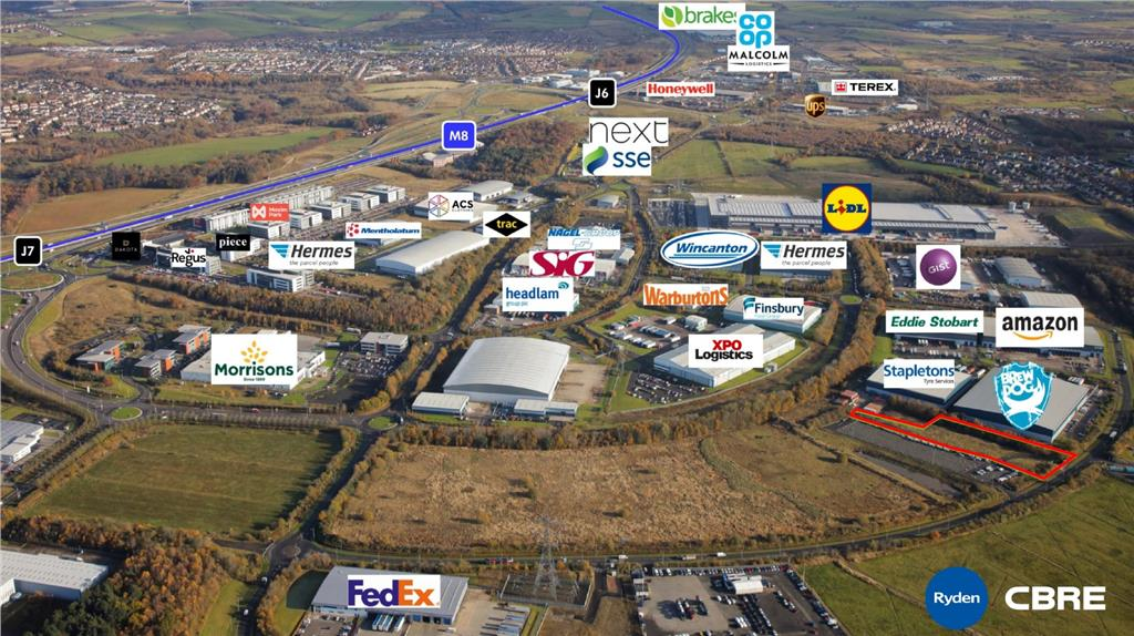 Plot K, Eurocentral, Condor Glen, Motherwell, North Lanarkshire, ML1 4UY