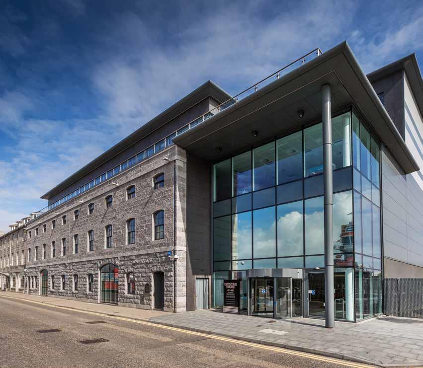 Second Floor, Horizons House, 81-83 Waterloo Quay, Aberdeen, AB11 5DE Image
