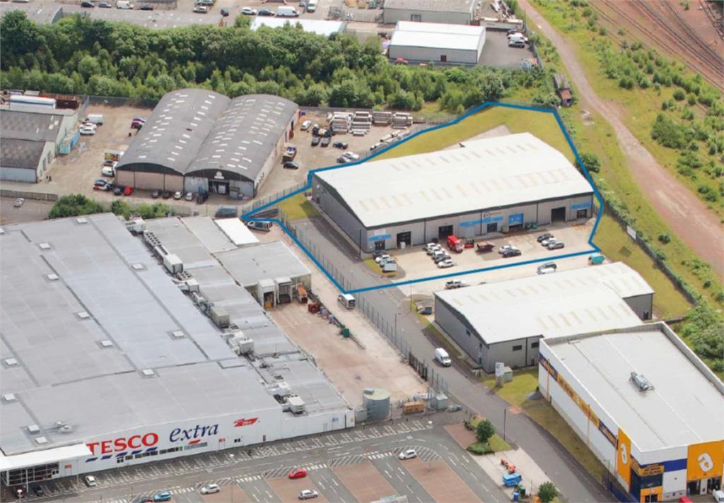 Clyde Gateway Trade Park, , Glasgow, G73 1AE