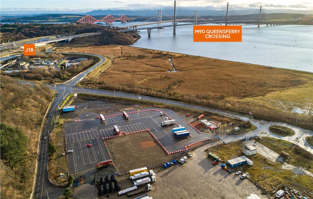 Lorry Park Opportunity, Queensferry One, Barham Road, Rosyth, KY11 2DY