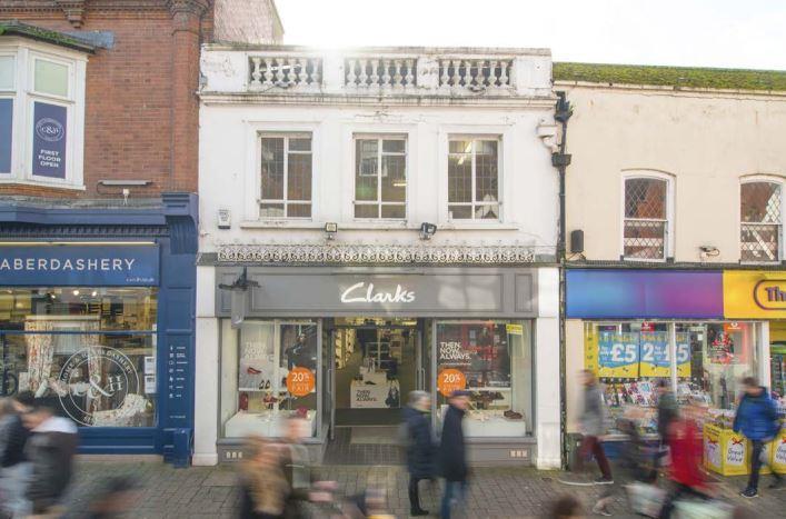 West Street, Horsham, West Sussex, RH12 1PB