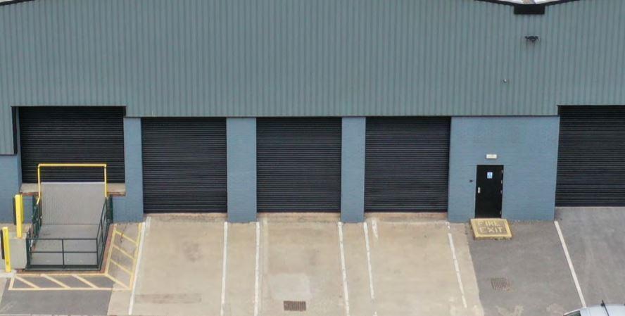 Unit 1 Greasbro Road Industrial Estate, , Sheffield, South Yorkshire, S9 1TN